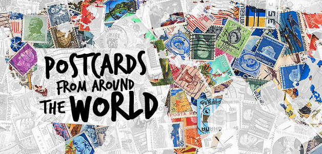 Postcards from Around the World - Cancer 101