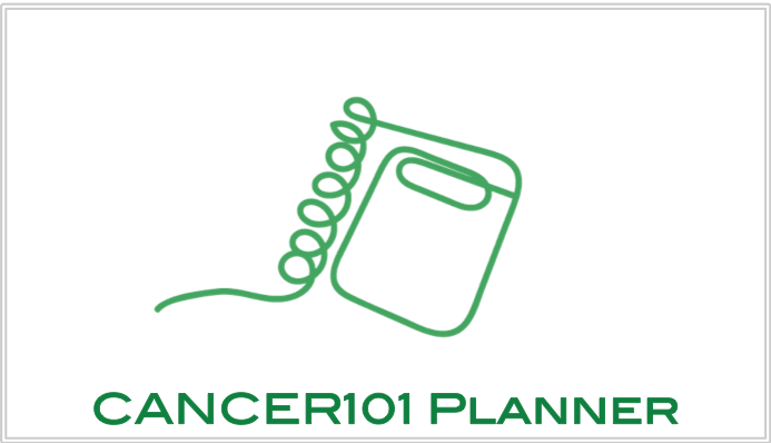 The CANCER101 Planner
